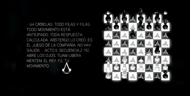 Assassin's Creed Brotherhood tuam libera mentem