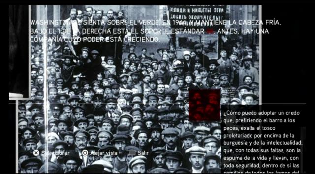Assassin's Creed Brotherhood grupo 3 - proletariado