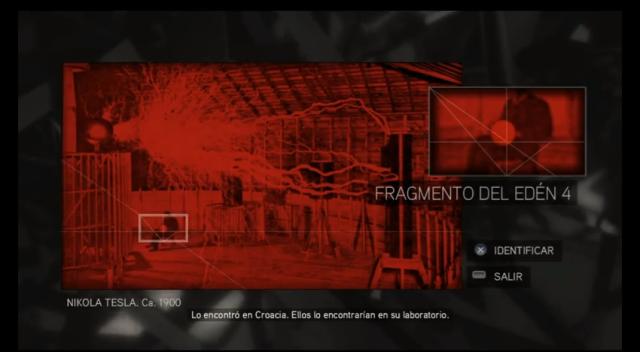 Assassin's Creed II - Glifo 11 - El inventor - Solución 3