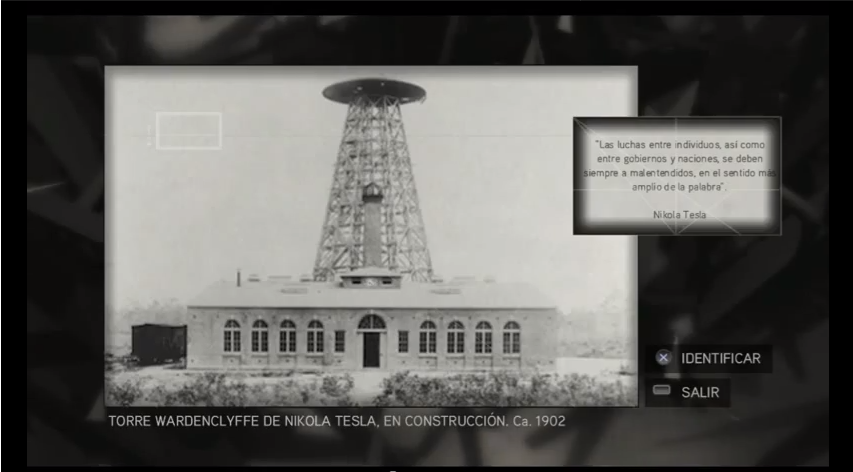 Nikola Tesla Tower Assassins Creed 2
