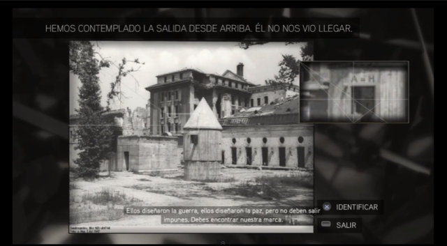 Assassin's Creed II- glifo 17 - Solución