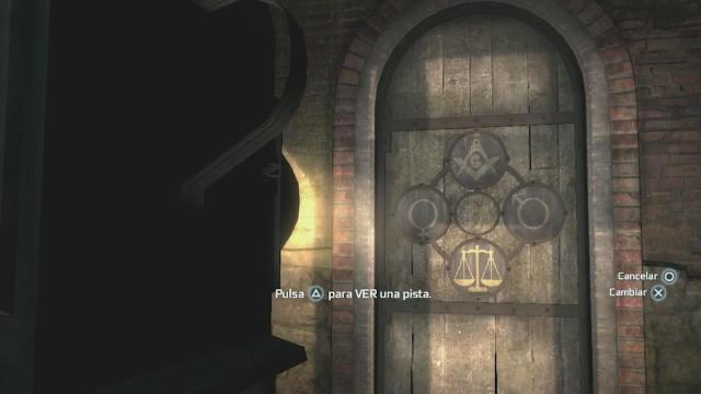 Assassin's Creed 3- Linterna Mágica-DE LAS LOGIAS