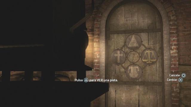 Assassin's Creed 3- Linterna Mágica- DE LA CONDUCTA, VERBIGRACIA