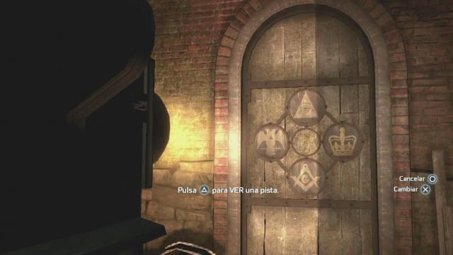 Assassin's Creed 3- Linterna Mágica- DE LOS MAESTROS, VIGILANTES, COMPAÑEROS Y APRENDICES