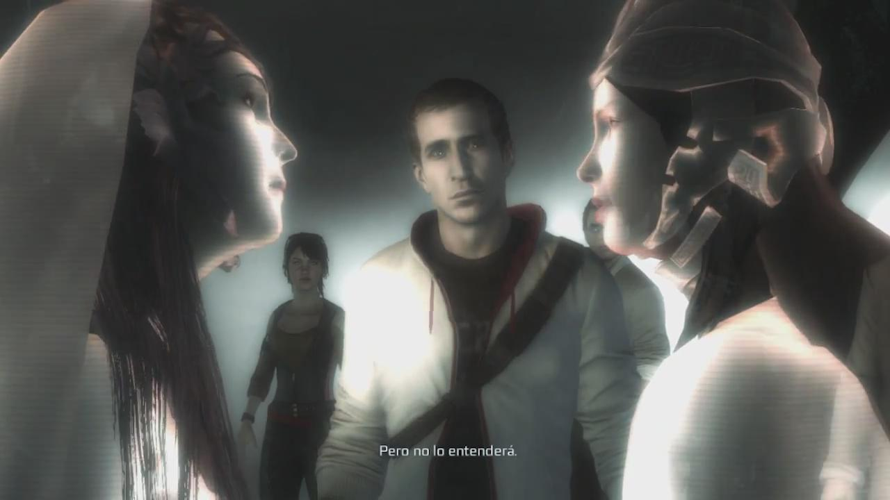 Assassin S Creed Iii Final En El Gran Templo Desmond Juno