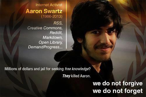 Aaron Swartz tribute