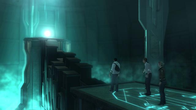 Assassin's Creed Brotherhood final templo