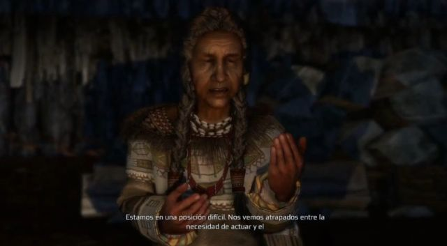 Assassin's Creed III -sec 4 - lakoiáner-la madre del clan