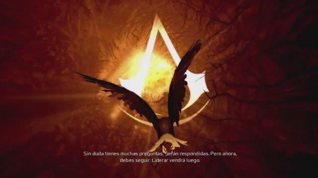 Connor águila logo Assassin's