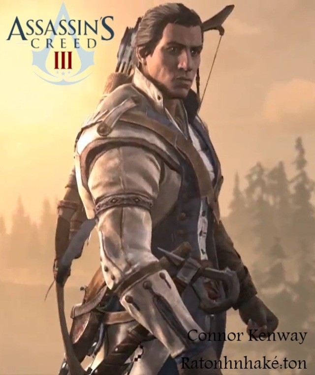 Connor Kenway - tumblr_m78q9o4YWX1rzyf4co1_1280