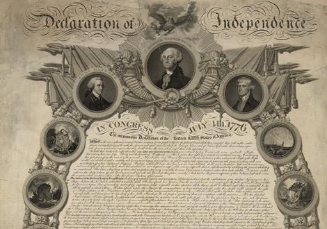 4 de Julio. La Independencia de Estados Unidos