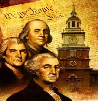 Franklin-Washington-Jefferson