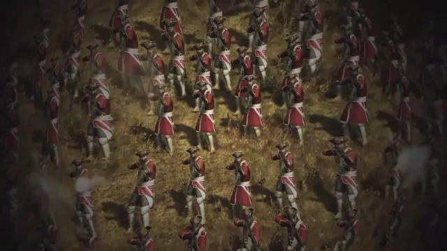 tropas británicas en Bunker Hill