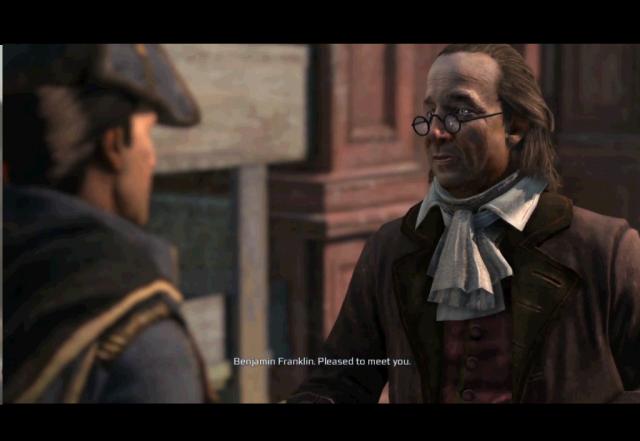 Haytham_Kenway_és_Benjamin_Franklin