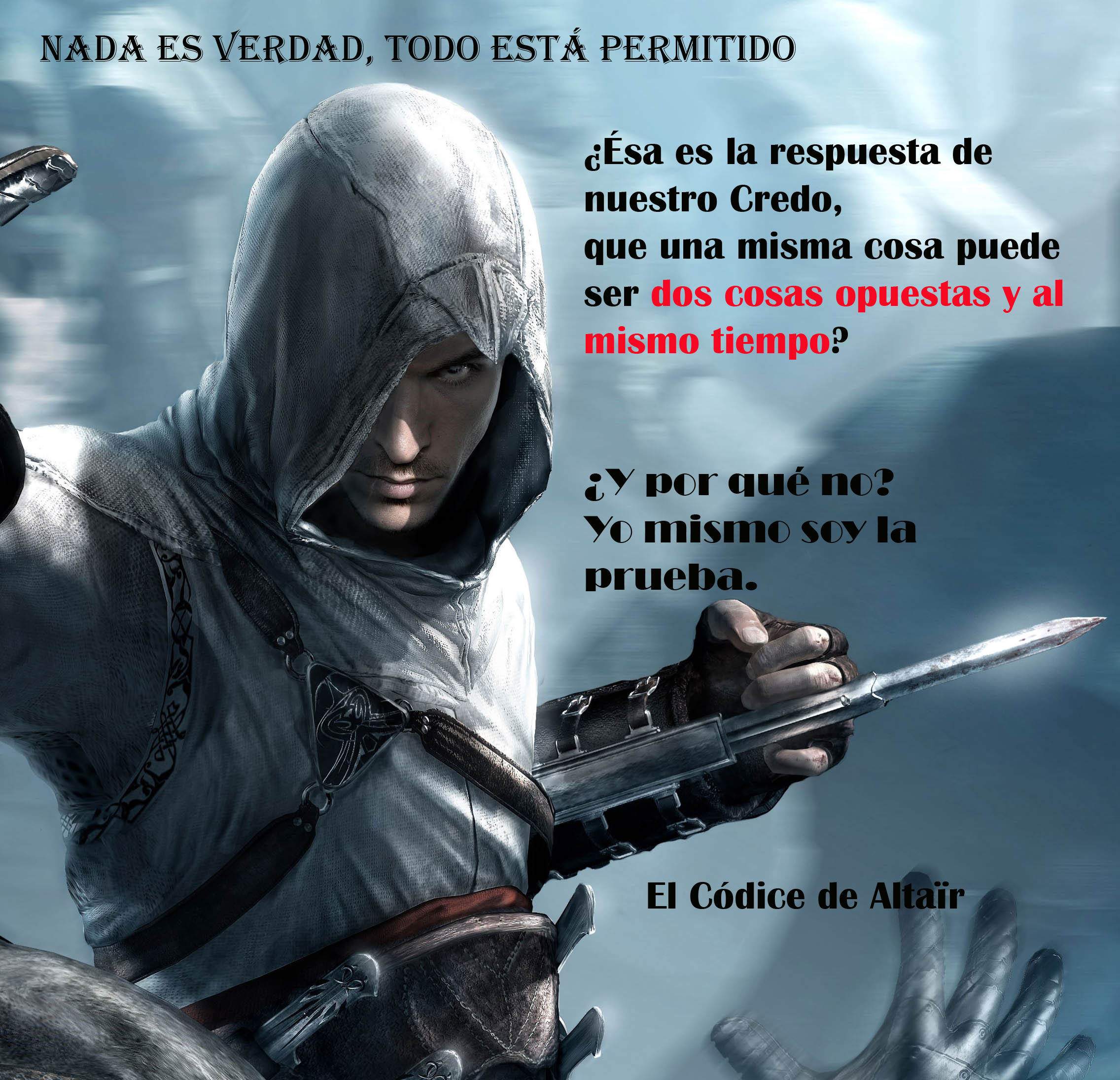 Citas Favoritas En Assassin S Creed Desmontando Assassin S Creed