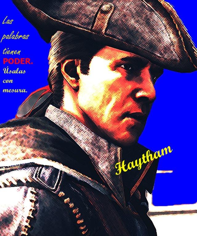 Haytam Kenway edit