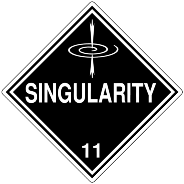 singularity-edit
