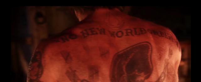 Tatuaje Edward Kenway