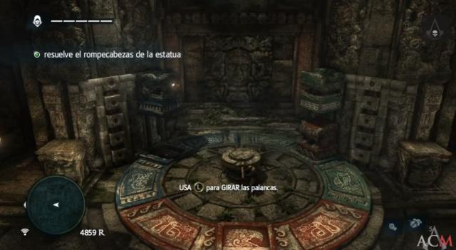 Assassin´s Creed IV juego de bloques- El secreto enterrado del sabio 2