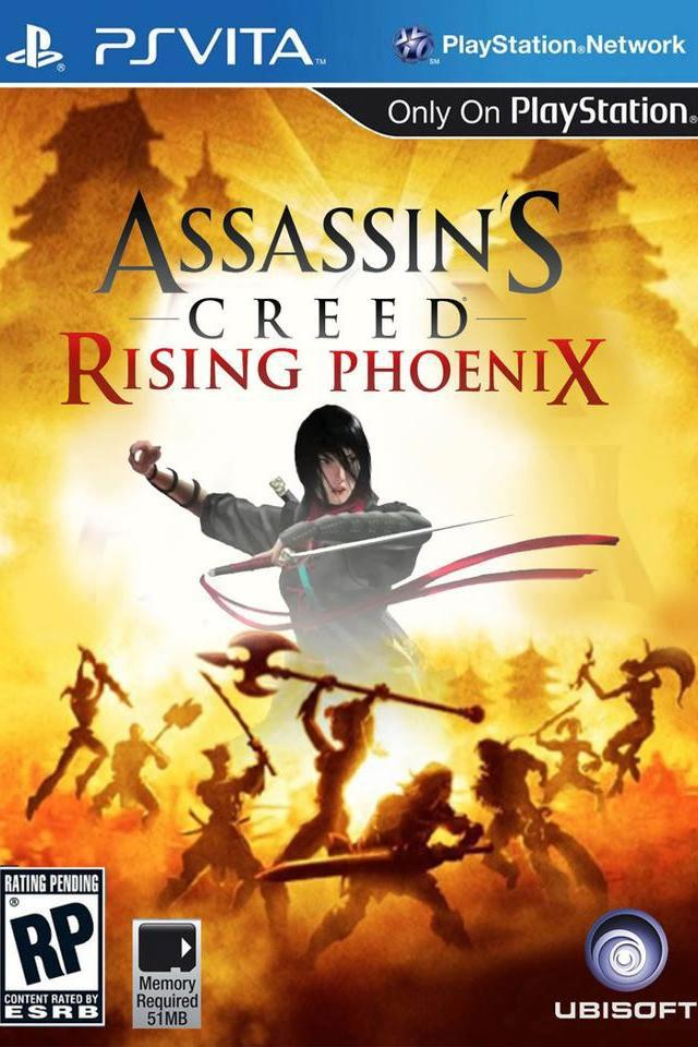 Assassin´s Creed Rising Phoenix PSVITA