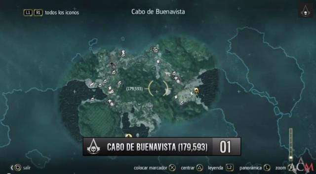 Cabo de buenavista 179,593