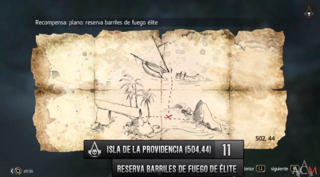 Isla de la Providencia Reserva barriles de fuego de élite