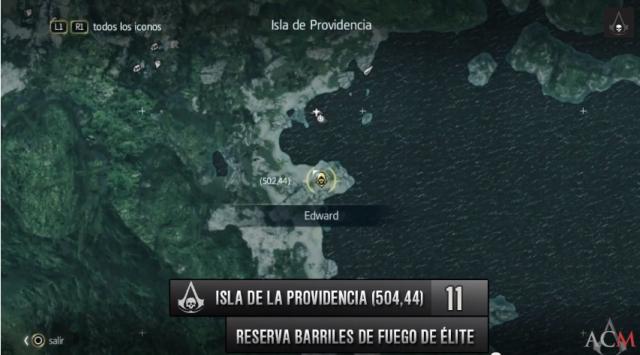 Isla Providencia cofre escondido
