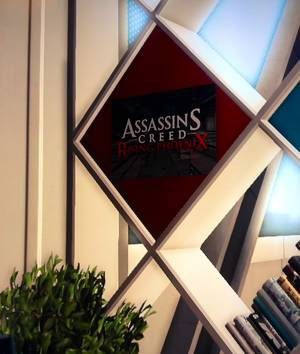 Rising Phoenix Assassin´s Creed logo