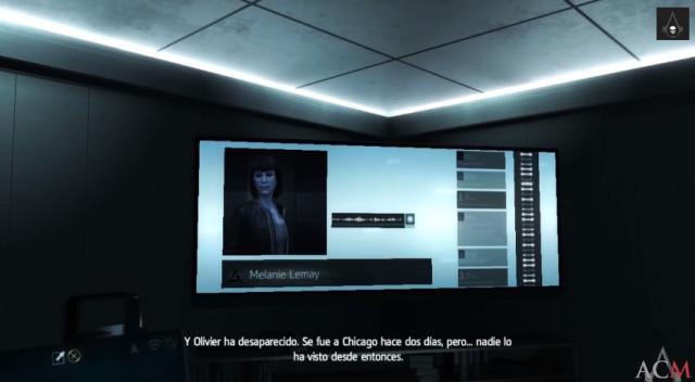 Olivier ha desaparecido misión presente 4