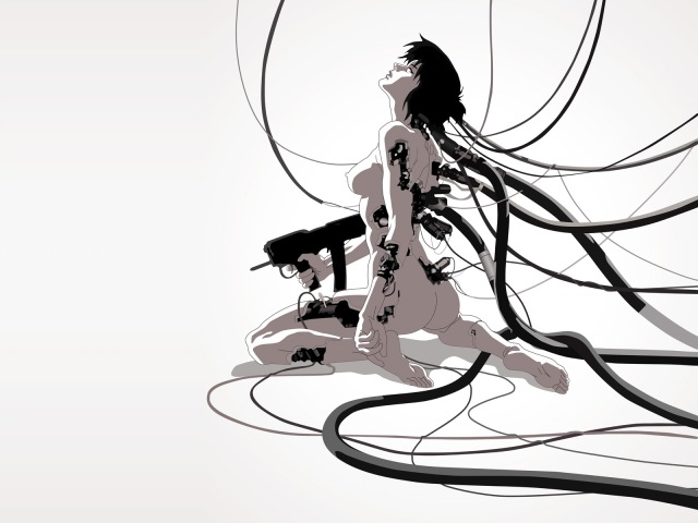 Ghost In The Shell -Stand Alone Complex